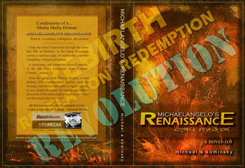 Cover - Michaelangelo's Renaissance