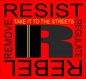 RESIST AND REBEL